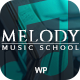 Melody - Music School WordPress Theme