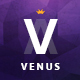 The Venus - Vip Shop PSD Templates