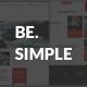 Be.Simple | News, Magazine & Blog WordPress Theme
