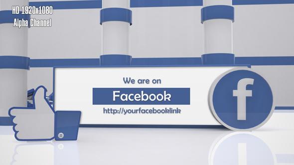 Facebook avaaja - Tuli ilmi Motion Graphics