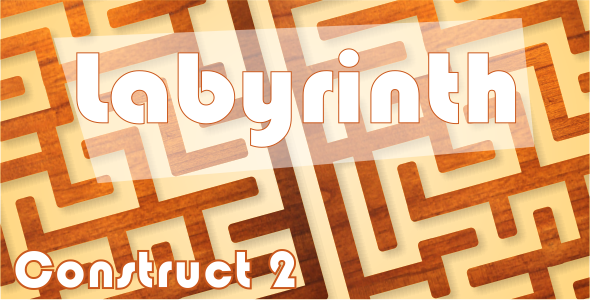 Labyrinth - HTML5 Game (Construct 2 - CAPX)