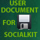 User document for socialkit