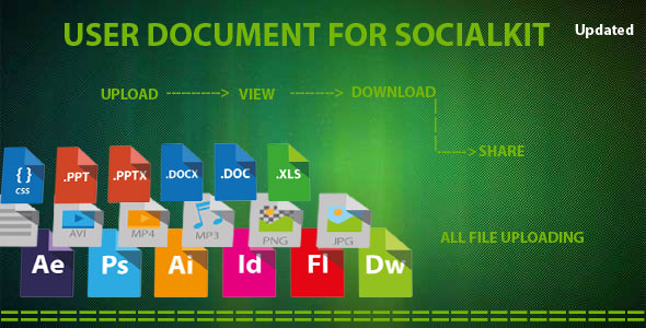 User document for socialkit - CodeCanyon Item for Sale