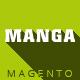 Manga - Ultimate Responsive Magento Theme
