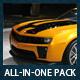 Car Dealer & Auto Services Business Promotion Bundle