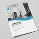 Company Profile Brochure 16 Pages A4