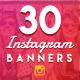 Instagram Banners