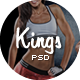 Kings - Gym<hr/> Fitness And Sport School PSD Template&#8221; height=&#8221;80&#8243; width=&#8221;80&#8243;></a></div><div class=