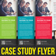 Case Study Template I Flyer