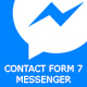 Cf7 Messenger - Send Contact Form 7  to Facebook Messenger