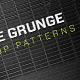 10 Tileable Grunge Pattern Backgrounds