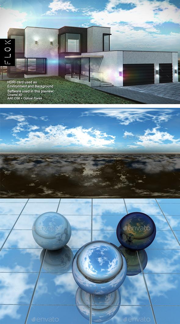 Daylight Desrt 45 - 3DOcean Item for Sale