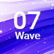 07 Color Wave Backgrounds Hd