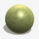 Green Cultured Marble Seamless Texture