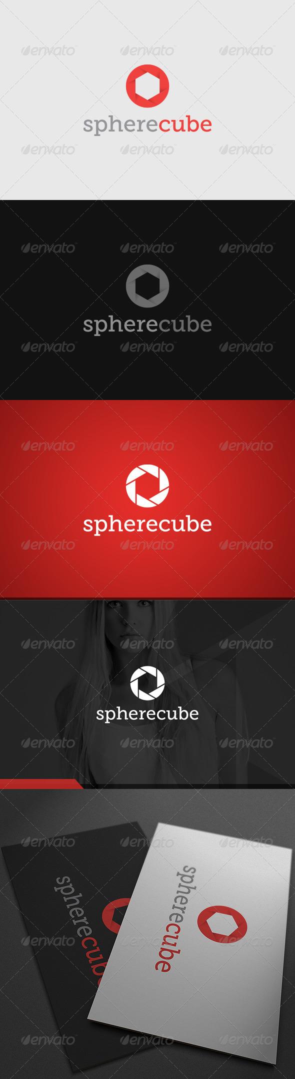 SphereCube - Symbols Logo Templates
