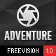 Adventure - Responsive Photography Theme