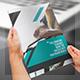Lesmob Corporate Bi-fold Brochure