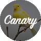 Canary - Minimal WordPress Blog Theme