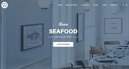 Best Responsive Joomla Food Website Templates