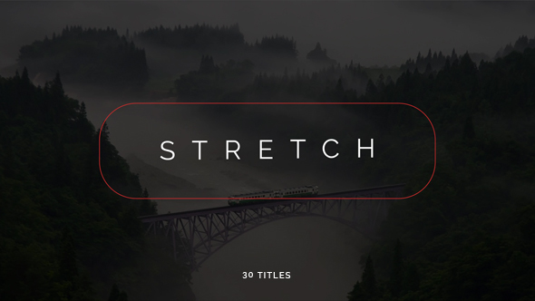 Stretch osastot - Corporate osastot After Effects Project Files