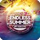 Endless Summer CD Cover Artwork