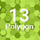 13 Polygon Backgrounds Hd