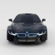 BMW i8 Black rev