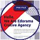 Edorama Creative Trifold