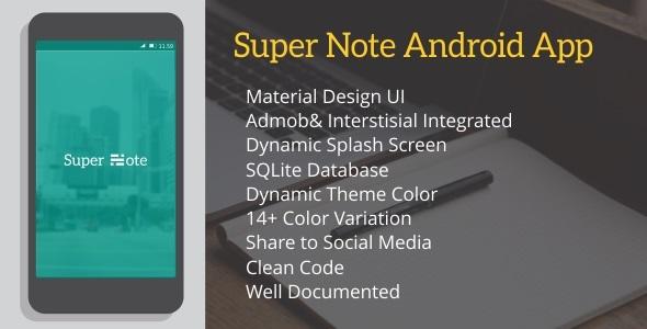 Super Note 2.0