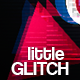 Little Glitch Photoshop Template