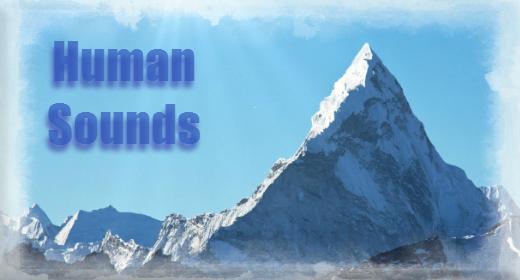 *** Human Sounds ***