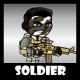 Soldier 53 Desert SpecOps