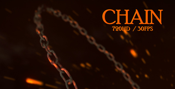 VideoHive Hot Chain Revealer 1599311