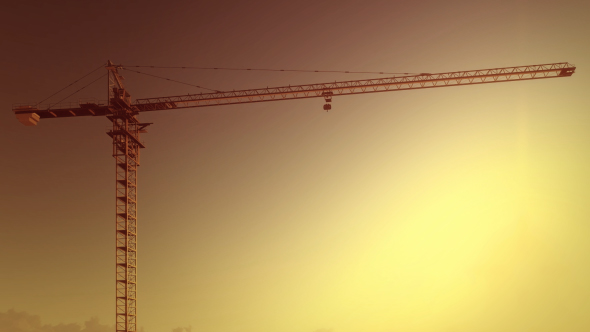 Download Tower Crane - Clear Sunset nulled download