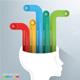 Minimal brainstorm infographic Design