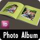 Photo album Template - Important Events