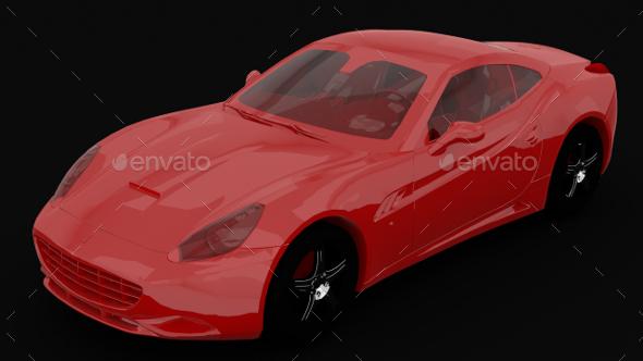 HDRi interior 5 - 3DOcean Item for Sale