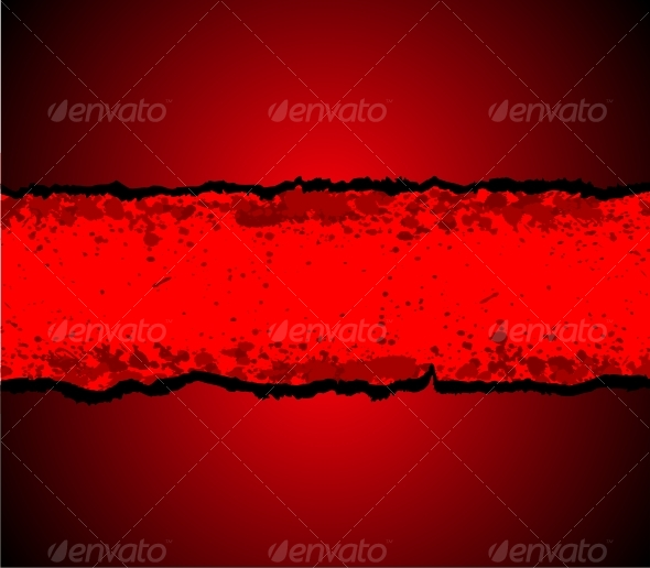 Vector ripped paper - Backgrounds Decorative