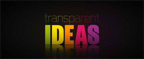 transparentideas
