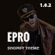 Epro Responsive Ecommerce Shopify Theme