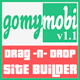 gomymobiBSB: Drag-n-Drop Business Mobile Site Builder - Lite