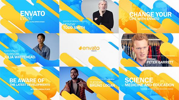 VideoHive Envato Event Event Promo 16461185