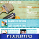 Cheesland Studios Newsletters - GraphicRiver Item for Sale