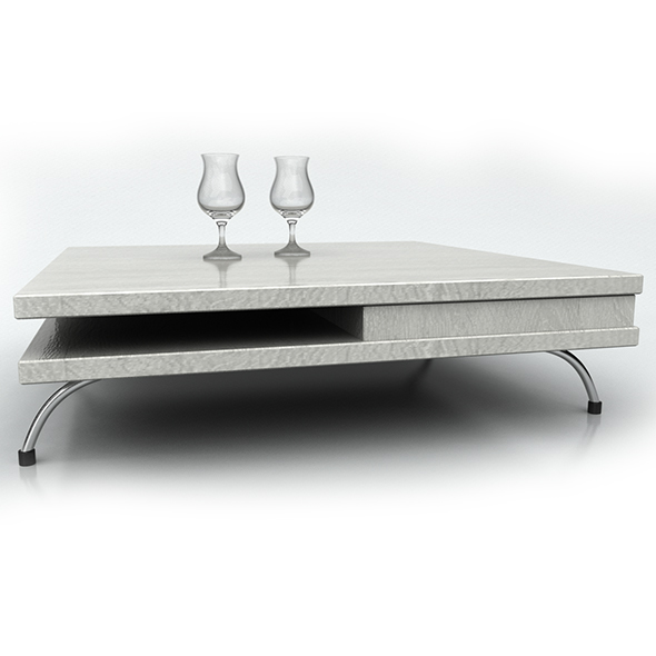 3DOcean Tea table 16462003