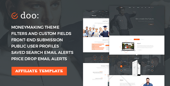 Download Affiliate WordPress Theme - Coupons & Discounts - doo nulled download