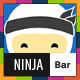 Ninja Bar for WordPress