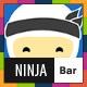 Ninja Bar for WordPress