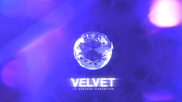 Velvet - Abstract avaajat Apple Motion Mallit