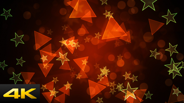 Party Stars - Tapahtumat Taustat Motion Graphics