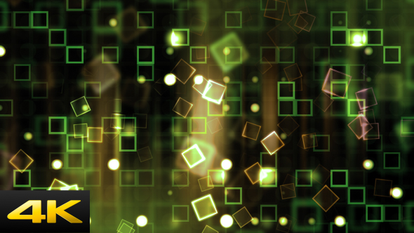 Green Technology - Teknologia Taustat Motion Graphics